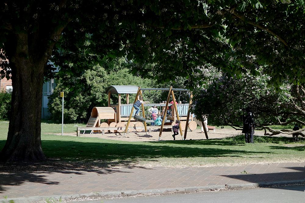 Rönnen – Lekplats park