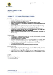 thumbnail of Rönnen-Renovering-lägenhet-Info-v1