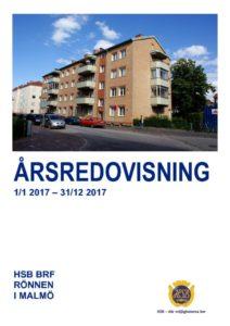 thumbnail of Årsredovisning-Rönnen-2017