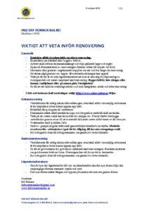 thumbnail of Rönnen-Renovering-lägenhet-Info-v5